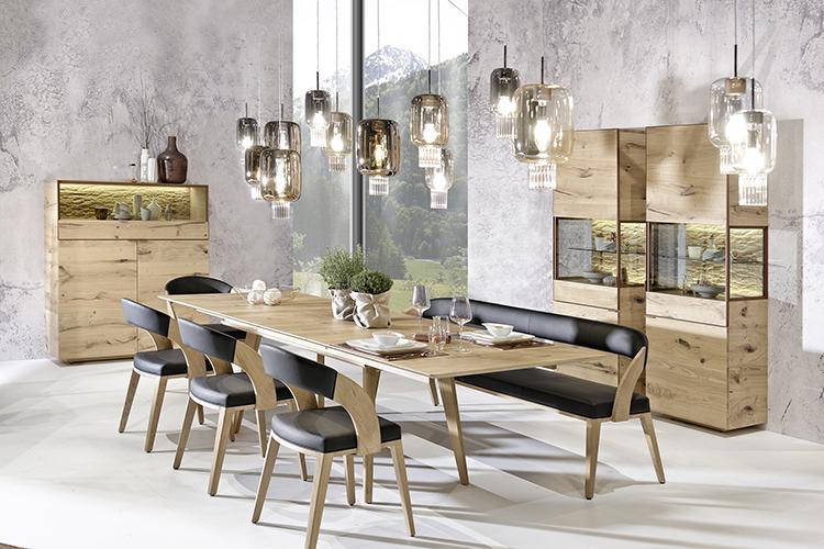 Мебель на заказ в интерьере кухни